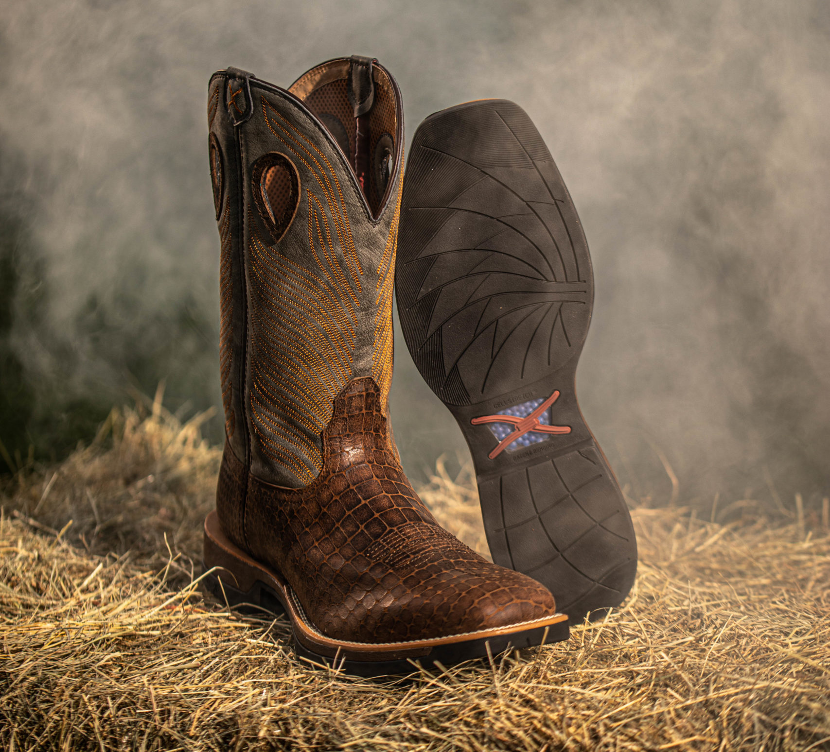 Twisted X Revolutionizes Western Footwear With Patent Pending Comfort Technology